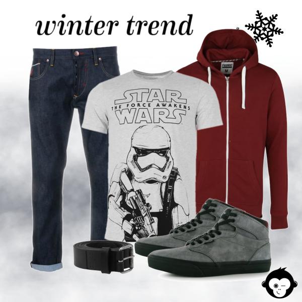 Zimní pánské trendy