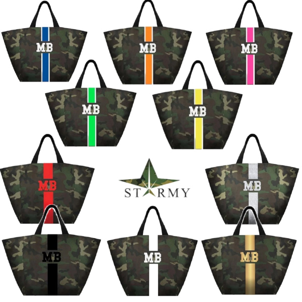 Army shopper XL.