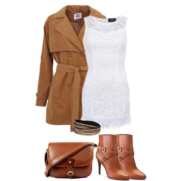 Jak nosit bílé šaty?