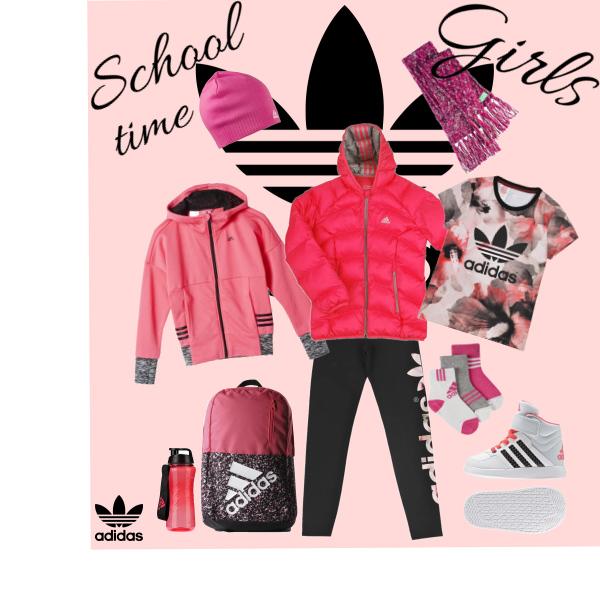 Stylově do školy od adidas