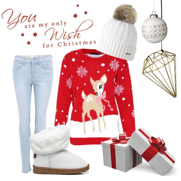 A Christmas walk