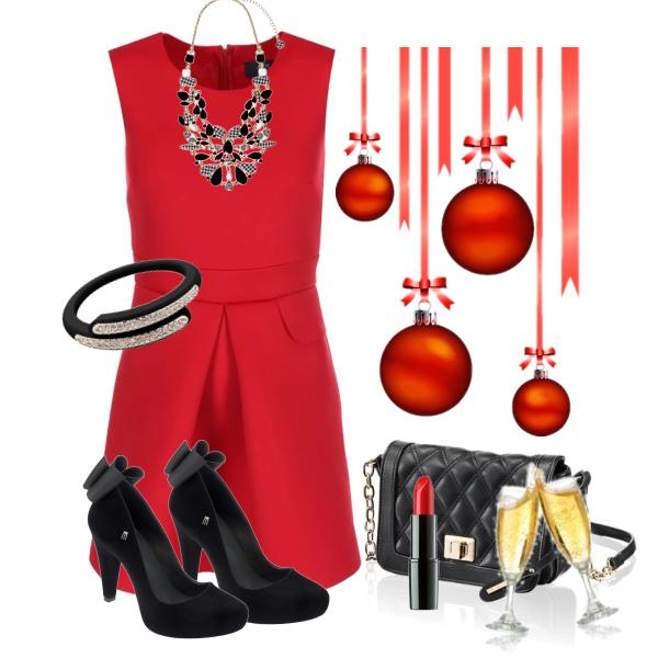 Sváteční outfit