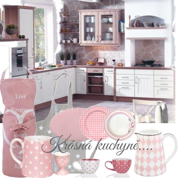 Krásná kuchyně...