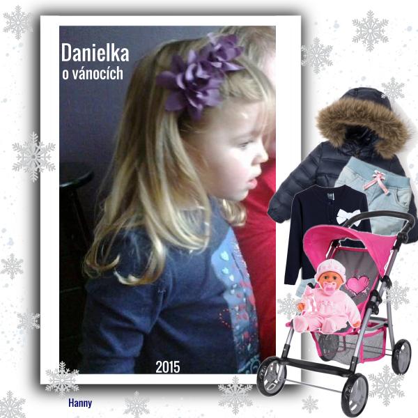 Naše Danielka o vánocích.:-)))