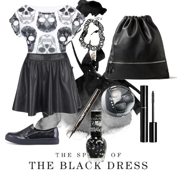Black style:3