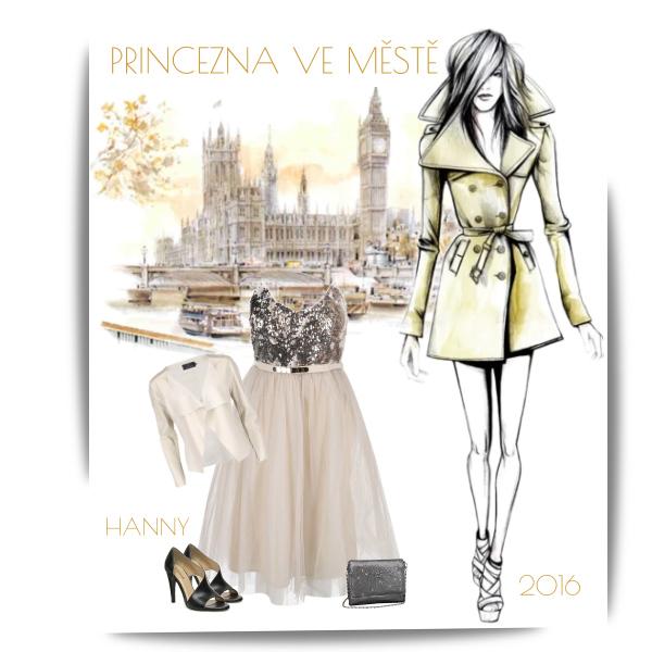 Princezna ve městě......