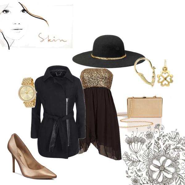černá&zlatá