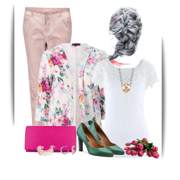 Sladká růžová