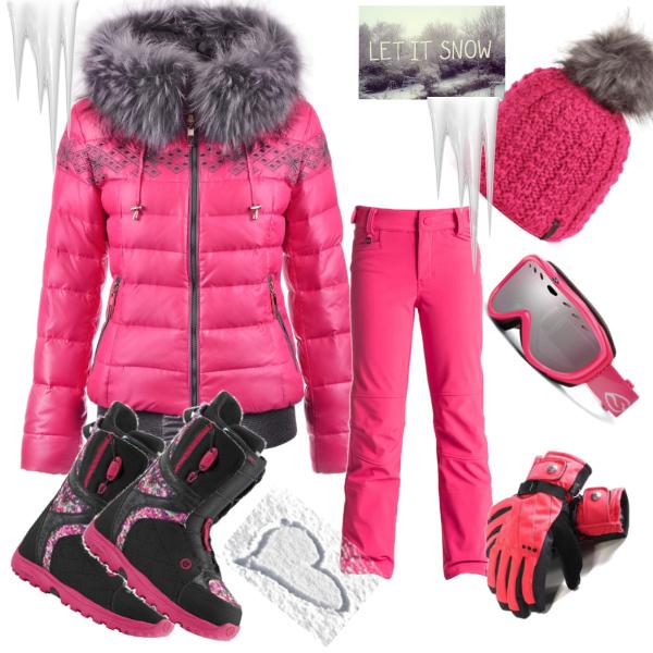 pink horalka