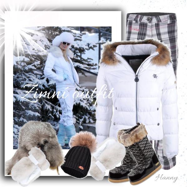 Zimní outfit...........