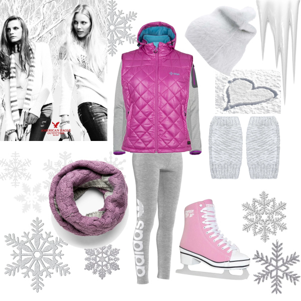 zimni outfit