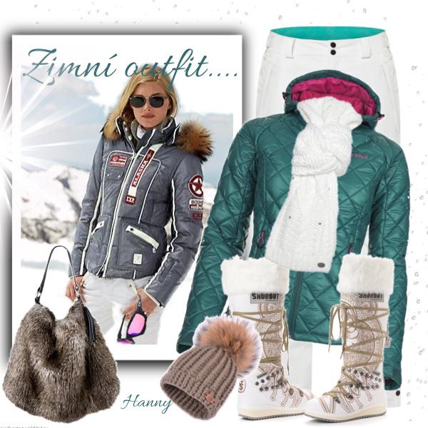 Zimní outfit.....