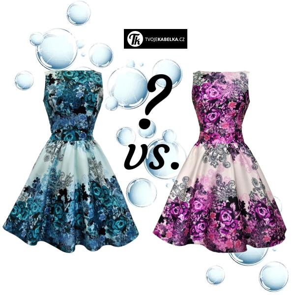 Oboje velice krásné, neumím si vybrat. Co vy?