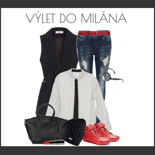 výlet do Milána