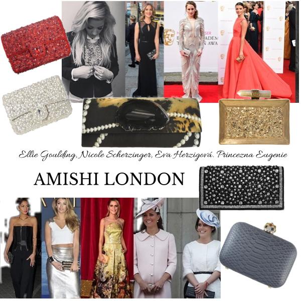 Celebrity, co nosí psaníčka Amishi