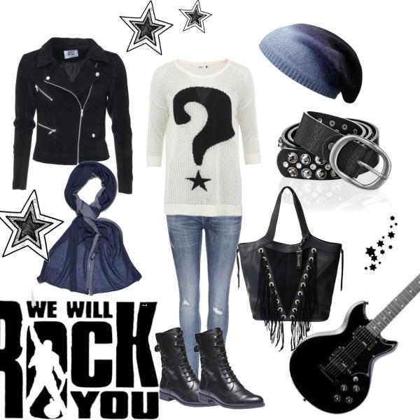 Rockový styl