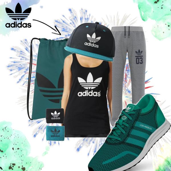 Nová kolekce Adidas!