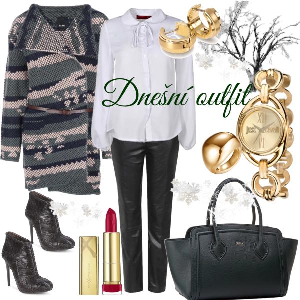Dnešní outfit