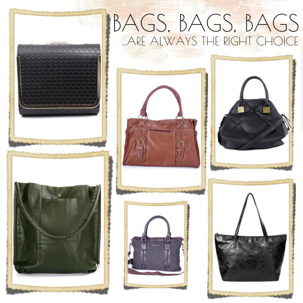 In love with Bags, Bags, Bags...