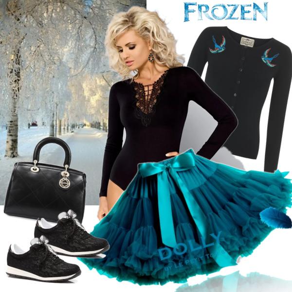 Frozen mooda