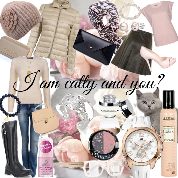 I am catty and you?