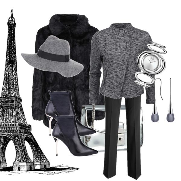 Dáma z parížskej ulice