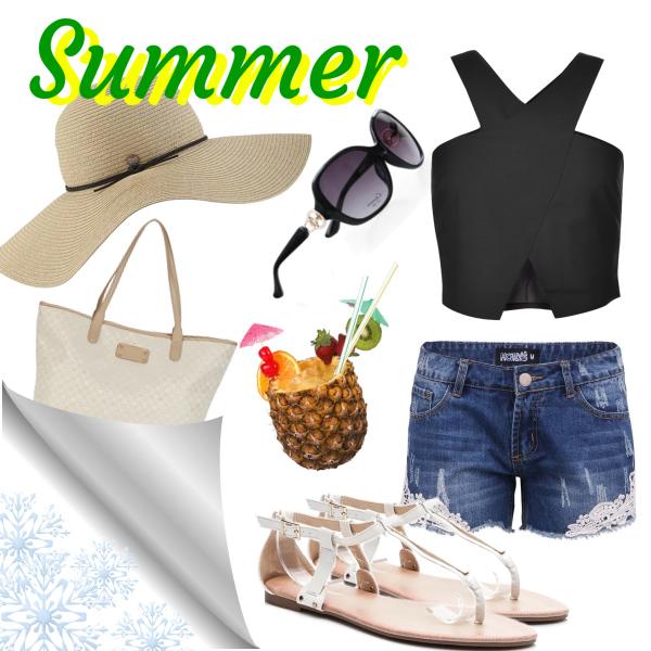 vzpomínky na horké léto