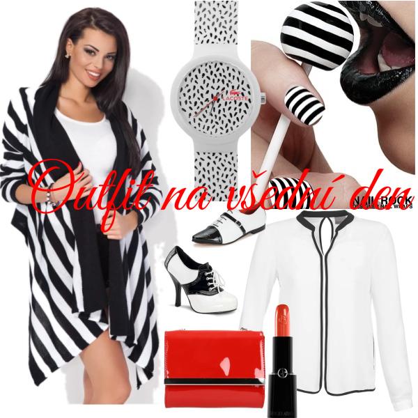 Outfit na všední den