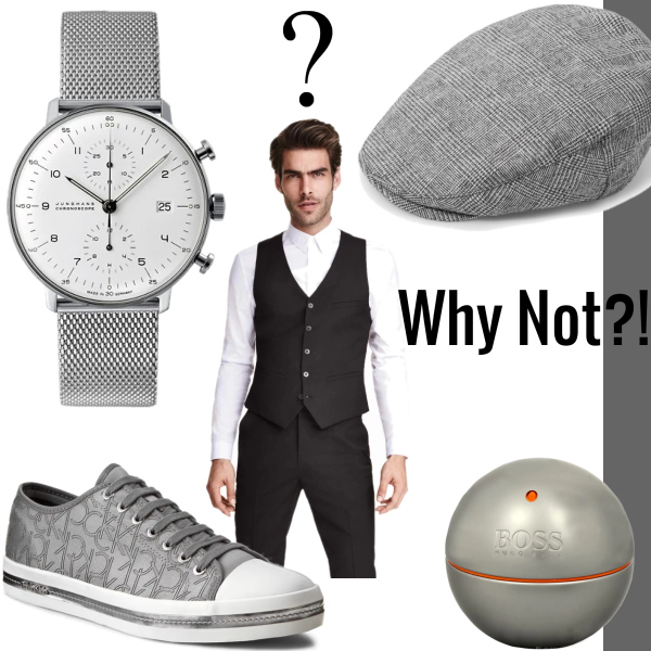 Grey Glam