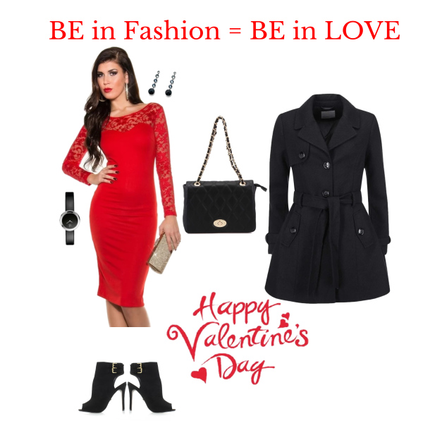 BE in Fashion = BE in LOVE