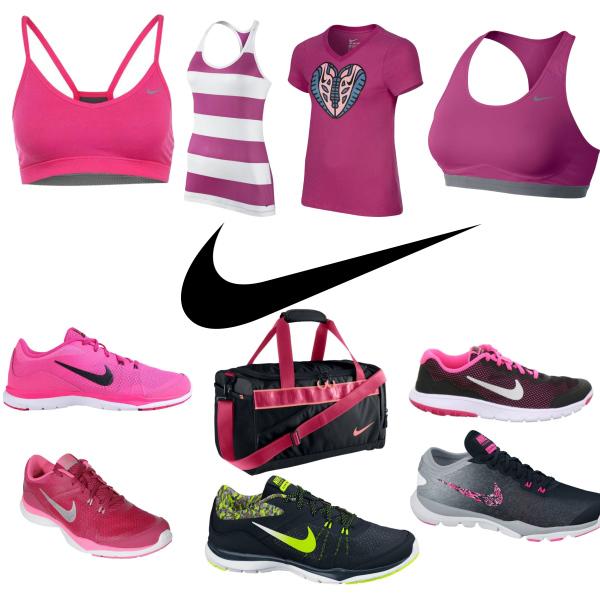 Nike dámské cvičení