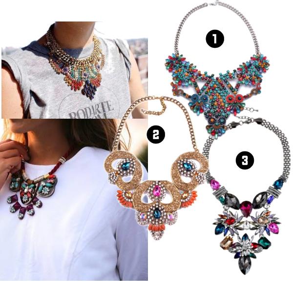 Colors Necklace!