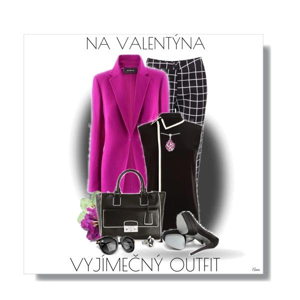 Na Valentýnské rande v novém outfitu !