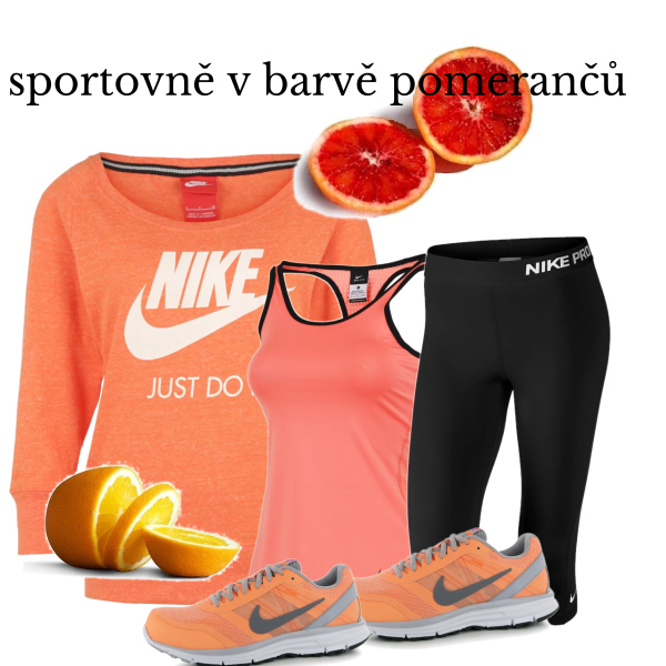 v barvě pomerančů