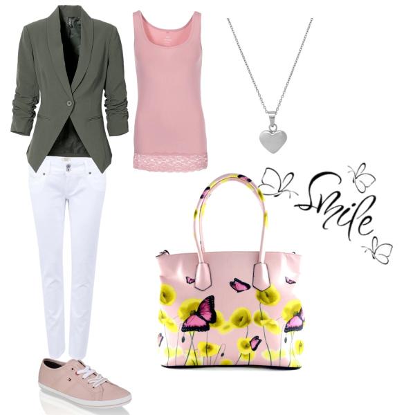 Výzva kabelka a jaro :-)