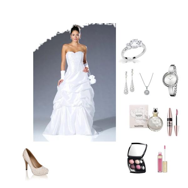 Svatební set