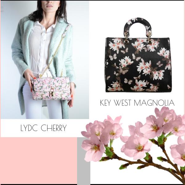 Jarní rozkvetlá kolekce značek LYDC a KEY WEST