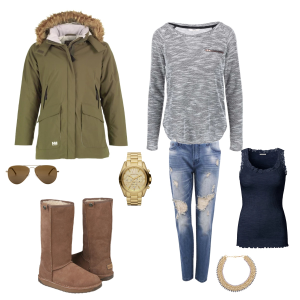 For winter days
