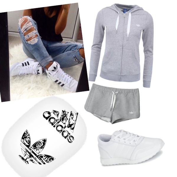 ♥ Adidas outfit ♥