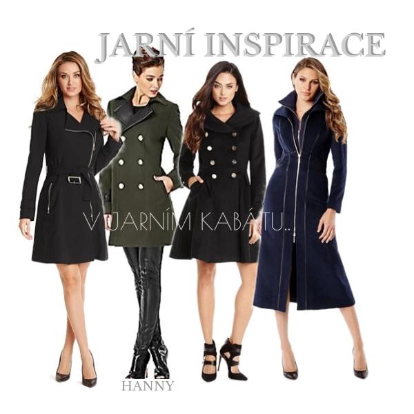 Jarní inspirace v jarním kabátu..........