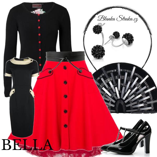BELLA s knoflíčky