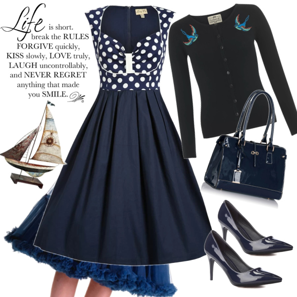 Modrý život