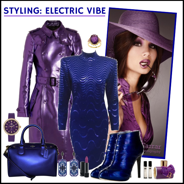 Inspirace: Electric Vibe