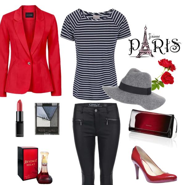 Módní stylista - odpoledne v Paříži