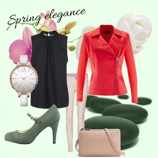 Spring elegance