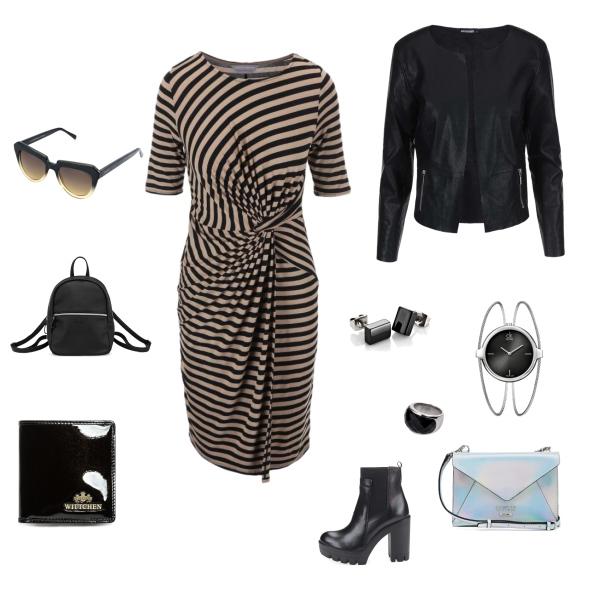 Chic striped dresses