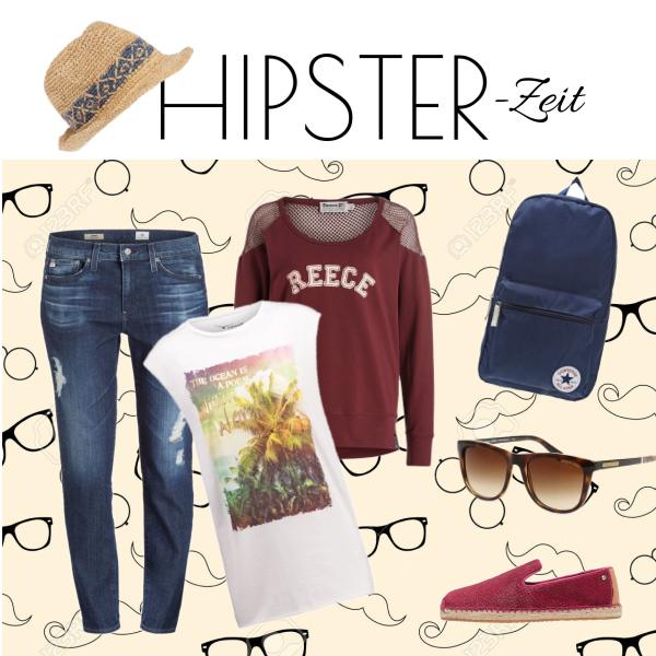 Hipster-Zeit
