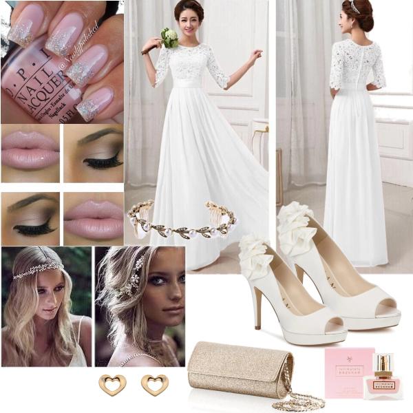 ples v bílé nebo svatba? :-)