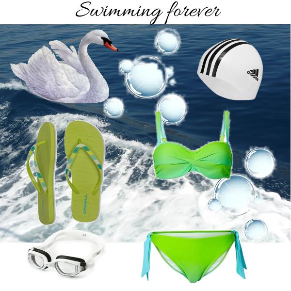 Swimming set Tinka