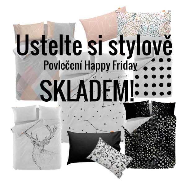 Povlečení Happy Friday